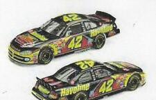 #42 Jamie McMurray Walk of Fame 2003 1/43rd Scale Slot Car Decals
