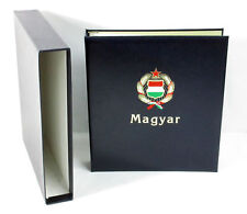 Davo Deluxe Stamp Album: Magyar Vol. I (Hungary) ^ Standard Binder w/o Pages