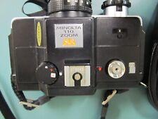 Minolta 110 Zoom SLR Camera