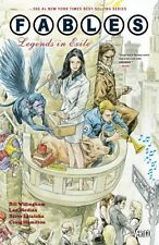 Fables: Legends in Exile, Vol. 1 New Paperback Book Bill Willingham