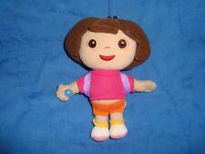 """Dora The Explorer 2002 Small 5.5"""" Plush Gund"""