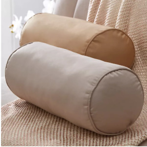 Tess Daley Phoebe Bolster Cushion gold (rear in photo) NEW RRP £40