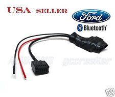 Bluetooth Audio Adapter for Ford Focus Fusion C-Max Radio CD6000 5000 with Keys