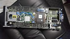 HP BL460C G8 Gen8 Blade Two Heatsinks NO CPU No Memory No HDD No Caddy
