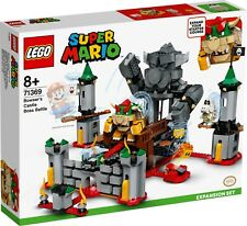 LEGO® Super Mario 71369 Bowsers Festung – Erweiterungsset