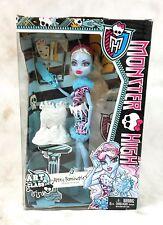 Monster High Art Class Abbey Bominable.BNIB