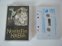 KATE BUSH NEVER FOR EVER CASSETTE TAPE EMI UK 1980