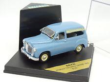 Velocidad 1/43 - Renault Coloreado Sabana 1950 Azul 067B