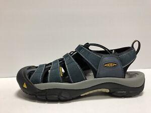 KEEN Newport H2 Navy Sandal Mens Size 11.5 M