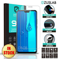 Huawei Y9 Prime 2019 ZUSLAB Full Cover Tempered Glass Screen Protector
