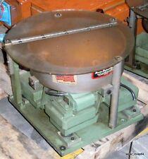 Service Engineering Inc 12cw Size Vibratory Feeder Bowl Pzf