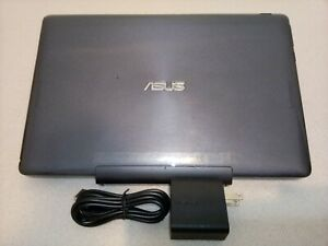 """ASUS T100TAF 10.1"""" Transformer 2-in-1 Laptop Tablet Touch 32GB Windows 8.1"""
