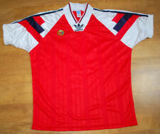 adidas Norway Norge 1992/1994 #10 home shirt (Size M)