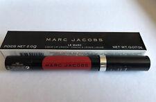 MARC JACOBS LE MARC LIQUID LIP CRAYON 340 HOW ROUGE! 0.07oz 2g full size NWB