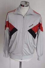 ADIDAS USA M vintage giacca zip jacket felpa tuta track top A1316