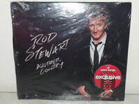 CD ROD STEWART - ANOTHER COUNTRY + 2 BONUS - DELUXE EDITION - DIGISLEEVE - NUOVO