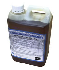 BOILED LINSEED OIL 2.5LTR X BOX OF 10 DOUBLE BOILED