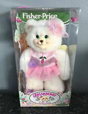 2000 Fisher Price BRIARBERRY BERRYMARIE BEAR Berry Marie Ballerina NEW