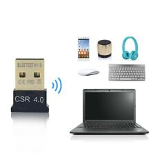 Mini 2.0 USB Bluetooth V4.0 Dongle Dual Mode Wireless Adapter 3Mbp For PC Laptop