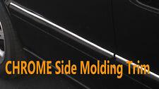 NEW Chrome Door Side Molding Trim Accent exterior niss04-13
