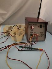 Used Gold Plater Dental lab Equipment   Yates and Bird