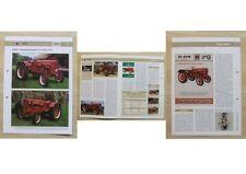 IHC Traktor Schlepper D 215 / D 219 1962 Weltbild