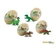 Cucciolo Dino Figure in Uovo Set (4 Pezzo) Dinosauro Safari Ltd 90075