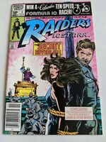 Raiders of the Lost Ark #3 November 1981 Marvel Comics HIGH GRADE Indiana Jones