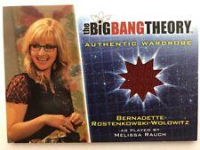 Big Bang Theory Season 5 Bernadette Wardrobe Card M13 Melissa Rauch