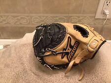 Mizuno Gxc-105 29� Youth Baseball Catchers Mitt Left Hand Throw