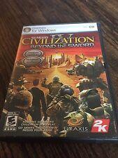 Civilization IV Beyond The Sword PC CD Cib PC3