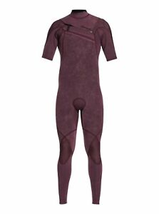 QUIKSILVER Men's 2/2 HIGHLINE LTD MONOCHROME CZ Wetsuit  MQM0 Size MT  LAST ONE