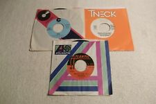3 VINYL Records - 45 RPM Singles Lot - Soul - SPINNERS / SLAVE / ISLEY BROTHERS