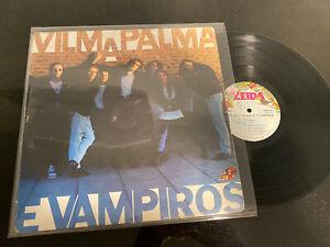 Vilma Palma Colombia 1991 Mana Soda Stereo Prisioneros Enanitos Verdes El Tri