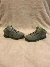 "Vintage 2006' Nike Air Jordan V Retro ""Greenbeans"" Infant Toddler Boy High 10C"