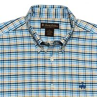 Brooks Brothers 100% Supima Slim Fit Men's Large Non-Iron Shirt Fits Like Small