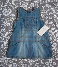 BNWT girl's H&M denim dress,  size 9-12 months