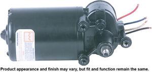 Windshield Wiper Motor Front Cardone 40-265 Reman