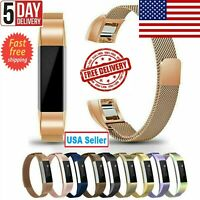 NEW Fitbit Alta HR ACE Steel Replacement Band Strap Magnetic Wristband USA