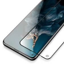 For Huawei Nova 5T - Full Cover Tempered Glass Screen Protector + Lens Film