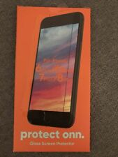 Protect Onn. iPhone glass screen protector