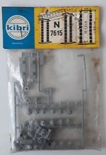 Kibri 7615 Puentes Pilar Túnel Escala N Railway Modelo Kit Plástico Modelismo