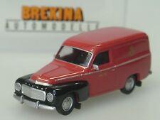 Brekina Volvo Duett Kasten Norwegische Post - 92972 - 1:87