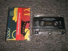 David Sanborn~Hearsay~1994 Post Bob Jazz~Cassette Tape~FAST SHIPPING!!
