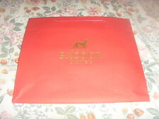 Brand New authentic SACOOR brothers Paper Bag for cheap sale