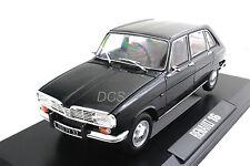 NOREV 1967 RENAULT 16 BLACK 1/18 DIECAST CAR MODEL 185129