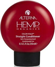 ALTERNA HEMP WITH ORGANICS COLOR HOLD STRAIGHT CONDITIONER 8.5 OZ / 250 ML