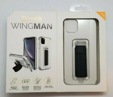 """Scooch Wingman Case for The iPhone 11 Pro 5.8"""" Screen Clear"""