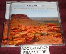 STARE UNION - THE TIMELESS SOUND OF DISTANCE KNOWN -12 TRACK CD- LIKE NEW