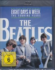 The Beatles: Eight Days A Week - The Touring Years (Blu-ray, NEU! OVP, NEW)